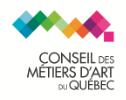 Conseil des métiers d'art du Québec